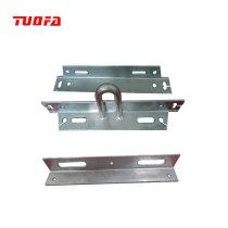 Customization hot dip galvanizing steel electrical cross arm