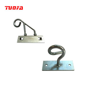 ball end hook/pig tail hook/pole bracket hooks