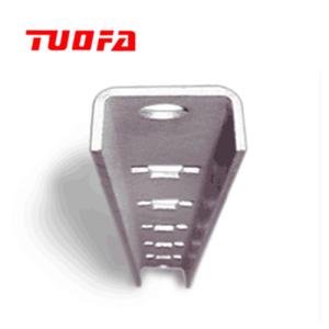 LV Fuse Bar, Steel U-channel