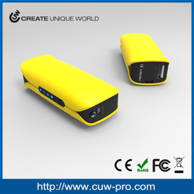 mini handy new arrival power bank 1500-3000mAh ideal promotional gift for smartphones China factory direct