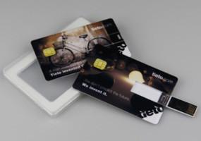 business card usb memory stick