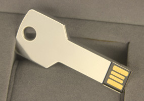 key/clip usb flash drive