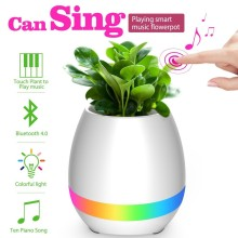 Smart music flowerpot - Give you a different life to enjoy!