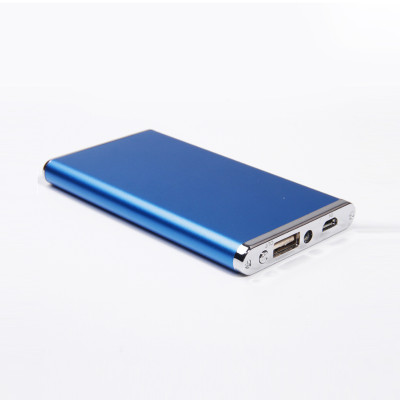 wholesale ultra thin power bank charger 2500 / 4000mAh for mobile