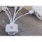 all in 1 usb charge cable with customized glow LED logo