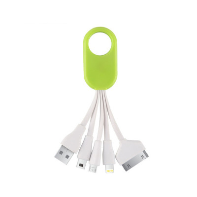 universal 5 in 1 charger cable for mobile phone