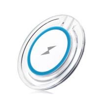 2018 custom Qi wireless charger for brand marketing