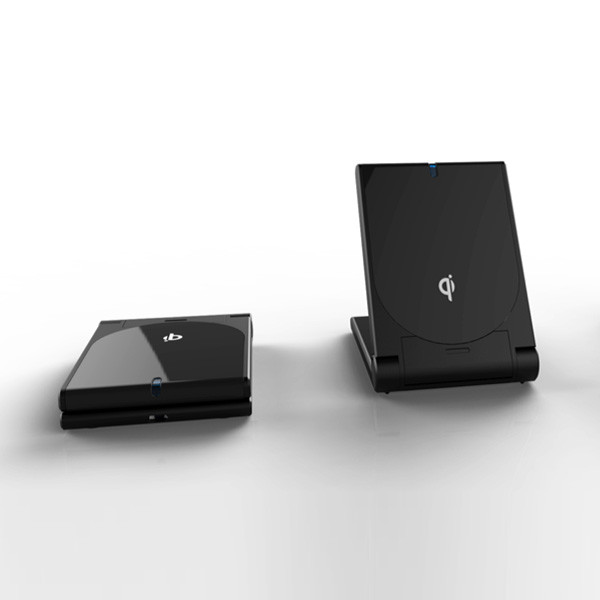 bespoke Qi wireless charger with stand