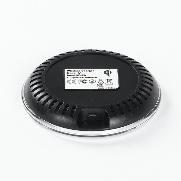 Qi wireless charger pad