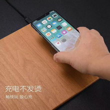 Amazing! Wireless Charger & Mouse Pad 2 in 1