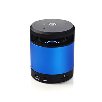 Top quality fast reply BT Audio Speakers custom logo portable Mini Bluetooth Speaker manufacturer
