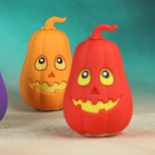Happy Halloween! Celebrate it with customized bluetooth speaker!