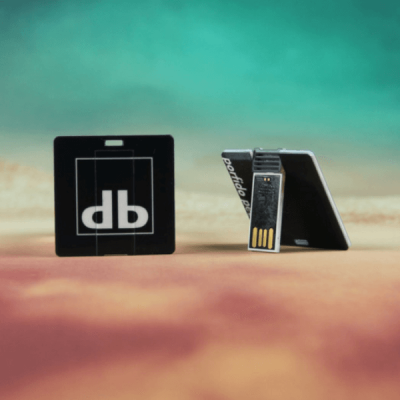 square card usb memory stick 64MB-64GB for giveaway