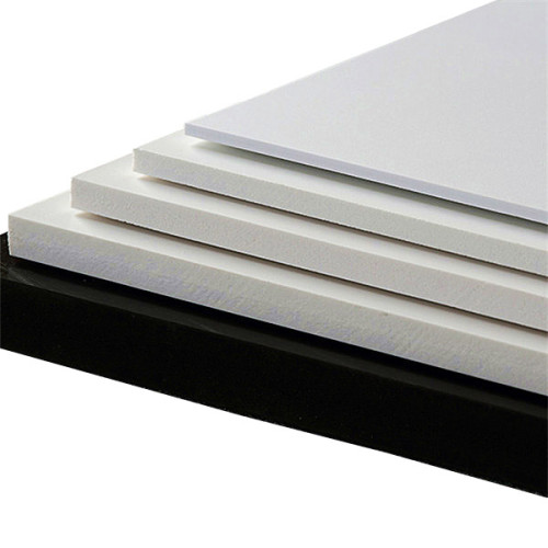 White Color Building Board PVC Celuka Foam Board for Construction and Building Industry