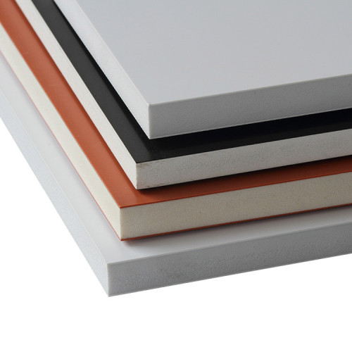 Super Rigidity Board, PVC Co-extruded foam sheet for funiture industy