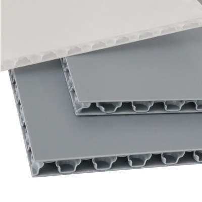 Rigidity PP plastic honeycomb board