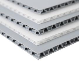 Lightweight honeycomb structure, pp plastic honeycomb sheet