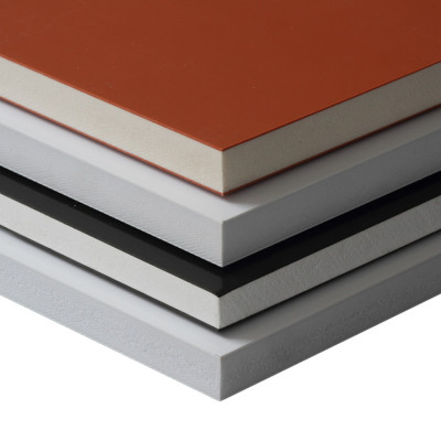 4x8 feet White PVC Super Rigidity Board high grade excellent quality for engraving