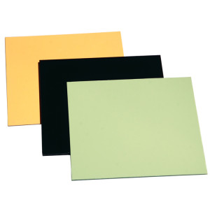 fire-retardant waterproof Solid Rigid Colored PVC Sheets