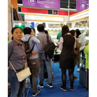 Boardway in the 123rd Canton Fair.