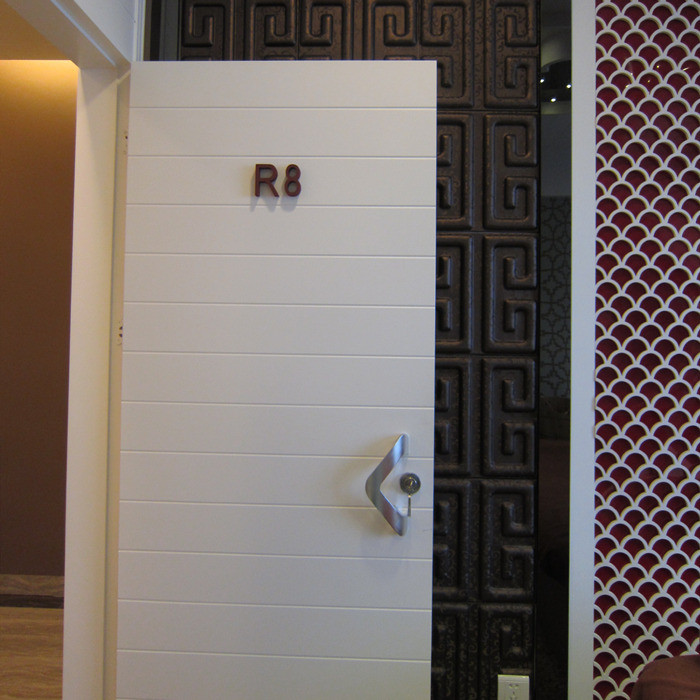 PVC sheet for door making