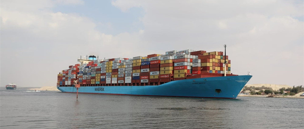 When will the ocean freight be reduced?