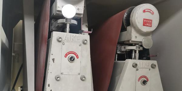 sanding machine for pvc wpc foam board
