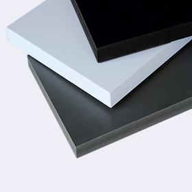 smooth pvc board