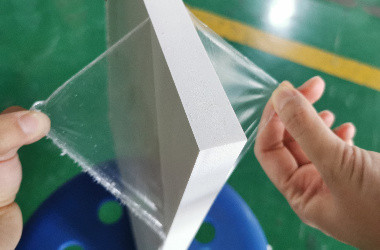 pvc foam board with protective film
