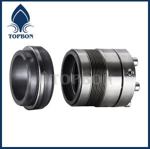 TB686  Metal Bellow Mechanical Seal replace Burgmann MFLWT80