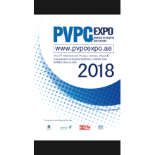 The 3rd International Pumps, Valves, Pipes & Compressors Industrial Exhibition