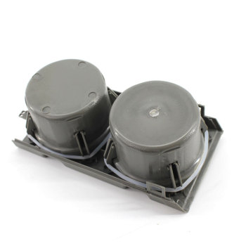Vehicle coffeecar cup holder for BMW