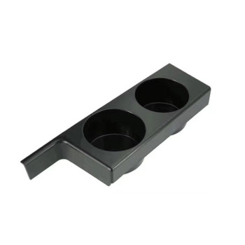 Extra car seat drink cup holder for BMW