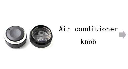 air conditioner knobs