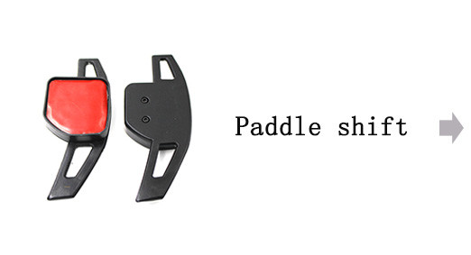 paddle shift