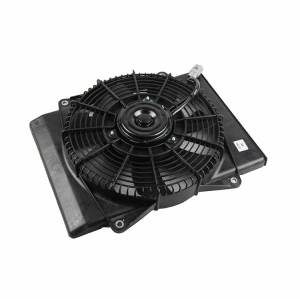 Electronic fan assembly  truck parts