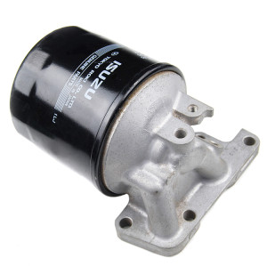 Oil filter assembly  Isuzu truck parts