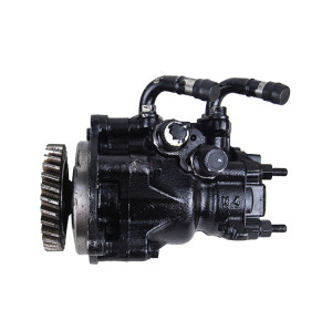 Steering wheel booster pump assembly