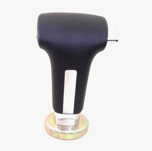 custom automatic shift knobs with button for SAIC Chase automatic transmission