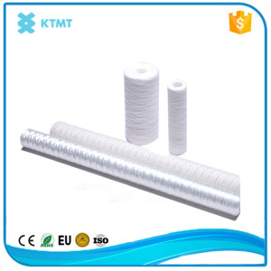 Twisting Glass Fiber String Wound Filter Cartridges