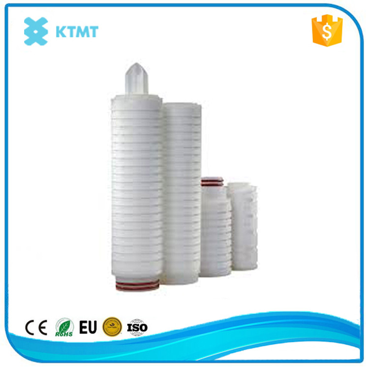 0.45Micron Nylon66 Pleated Filter Manufacturer For Food And Beverage