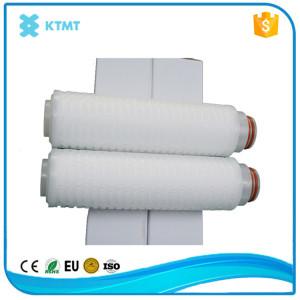 PTFE Membrane Filter Cartridges For Pharmaceutics