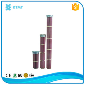 HTR PPS / NOMEX  High temperature Filter Cartridge