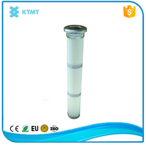 MTR Steel Top Loaded Pulse Pleated Filter cartridge