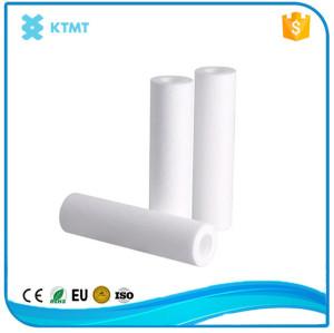 Polypropylene spun filter cartridge for industrial water treatment