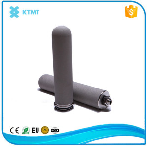 Titanium Sintered Filter Cartridges for water treatment
