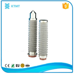 Pleated SS 316/304 mesh cartridges