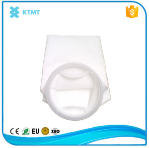 Micron rated nylon liquid filter bag