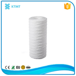 Big Blue PP String Wound Filter Cartridge For Water Treatment