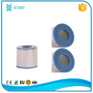 2017 Factory price paper cartridge pool filters for water filtration